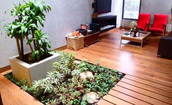Jardines Modernos y paisajismo moderno exterior e interior